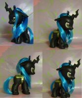 My Little Pony Filly Queen Chrysalis by SanadaOokmai