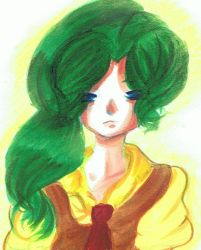 Mion Sonozaki: Portrait by Ly-nn