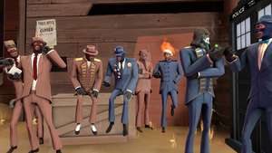 [SFM] Spies from Deviant by LurioAsplund