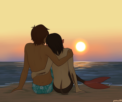 Klance by PinkOwl99