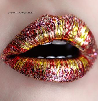 Glamour Lip by Mina-Ficent