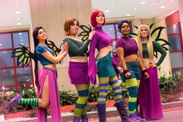 W.I.T.C.H. by titania-cosplay