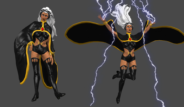 Storm 70's mesh mod by Lopieloo