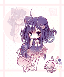 [CLOSED] ADOPT AUCTION - SketchBook Series #1 by MiiaChuu