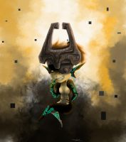 .: Midna :. by Pepperoonie