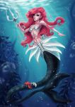 Little Marmaid by Anastasia-berry