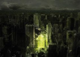 Toxic_city by wArzOnE1