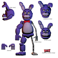 Updating Bonnie (Changes in description) by W3IRDR3D