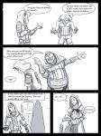 warm up TOR comic hehe by lonelion4ever