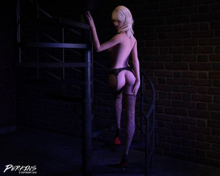 Vyria - The Stairs by jmperkins