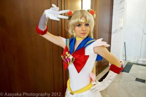 Super Sailor Moon by SinnocentCosplay
