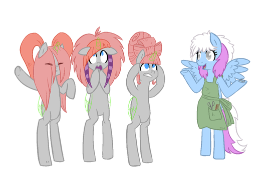 Collab- It's the new style! You'll get used to it. by KYAokay