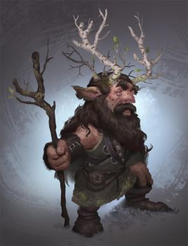 Gnome by Prospass