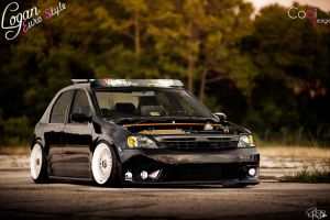 Renault Logan Euro Style by Codistyle