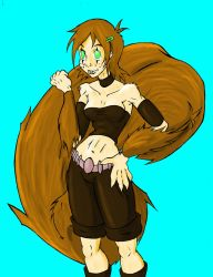 Squirrel Girl! by XiCree