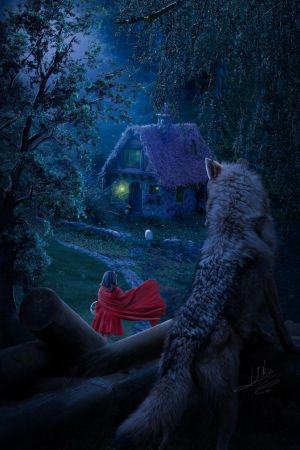 Red riding hood by Energiaelca1