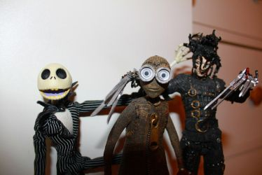 Hi from the Burton Creations by Immortal-Innocence-x