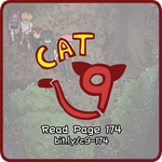 Cat Nine 174 - The Waywoods by radstylix