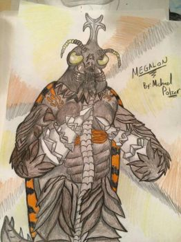 Megalon by Gexzilla5