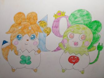 A Cocotama Celebration by Dilettante1337