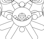 Coloring Page - Preview by SailorLunarAngel