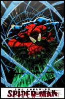 THE SUPERIOR SPIDERMAN by fredcomic