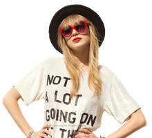 Taylor Swift RED Album 22 PNG by BellaBerna