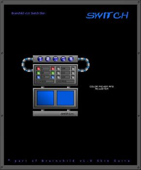 Brainchild v1 - Switch Skin by badbrainz