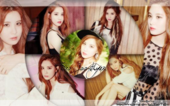 Seohyun Wallpaper ~ Holler TTS by RylYoonYulSic
