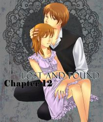 Be Mine Ch12 Cover by afuji