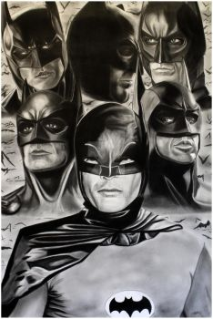 The Batmen by bmac78