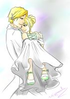 Request: LucyxLink by Nippaaah