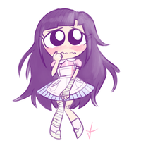 Mikan Tsumiki by puffy-art
