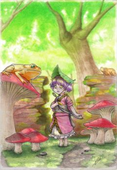 [Touhou] Lost Critters of Gold by Men-dont-scream