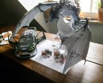 Frost Dragon, Ford Focus and Wall-E WIP by g3xter