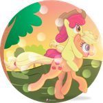 Giddy Up Sis by illumnious
