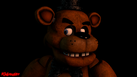 Freddy UCN Icon Remake by Kooble6muser