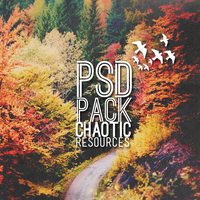 PSDPack1 by ChaoticResources by SoDamnReckless