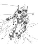Battletech - Ostscout by Shimmering-Sword