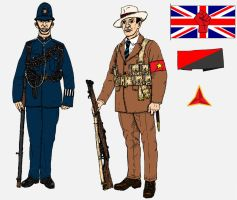 1938: A Very British Civil War. More Miscellaneous by linseed