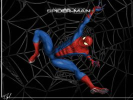 Amazing Spider-man by sia1965pak