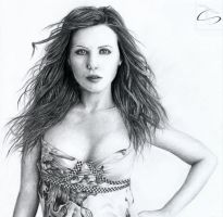 Kate Beckinsale by Thubakabra