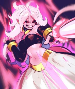 Android 21 by EymBee
