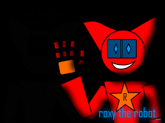 Roxy The Rellik Robot by shadowNightmare13