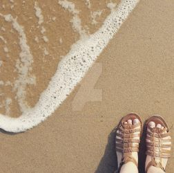 Sandy Sandals by Creating--Memories