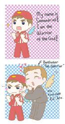 Doting Warrior Brother by MugenMusouka
