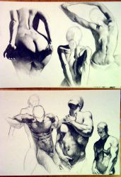 Life Drawing 3 by FabianMonk