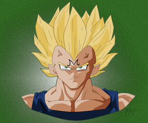 Vegeta by ImJohnny