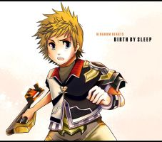 Kingdom Hearts: Ventus by freesh00t