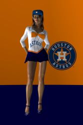 2014 Houston Astros by TrekkieGal